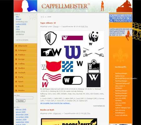 Cappellmeister.com Version 4.6