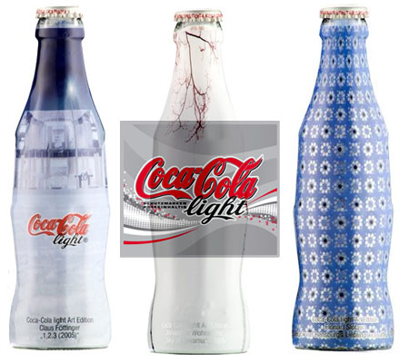 Coke Light Artedition