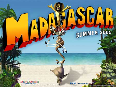 Madgascar Film