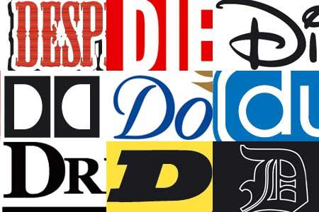 Typo-Album: D