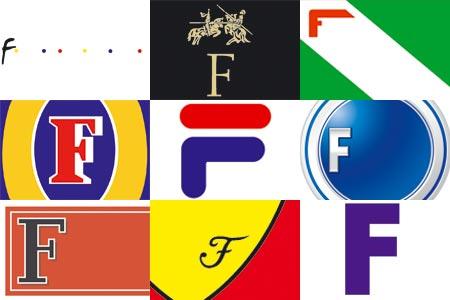 Typo-Album: F