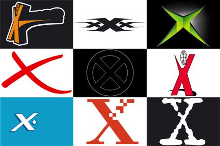 Typo-Album: X