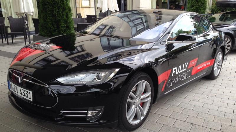 Fahrbericht zum Tesla Model S
