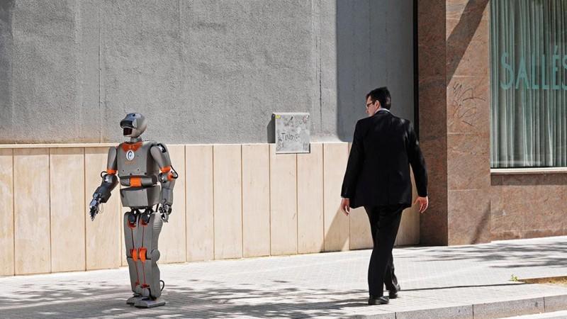 Roboter & Ich
