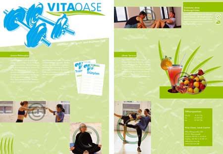 Praktische Zwischenprüfung für Mediengestalter - Vita Oase